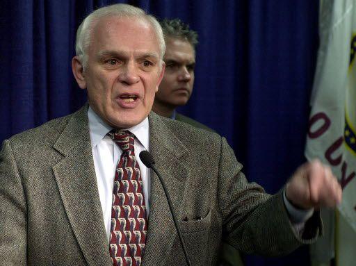 Former Cook County State's Attorney Richard Devine in 2003. | Sun-Timesfile photo