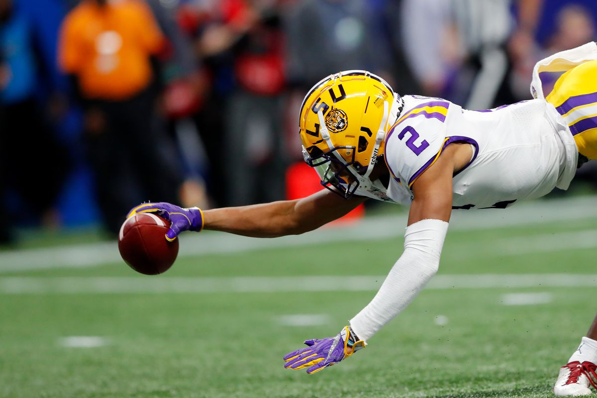 Lsu Clemson Game 2020 >> Six Players To Watch In The National Championship Between
