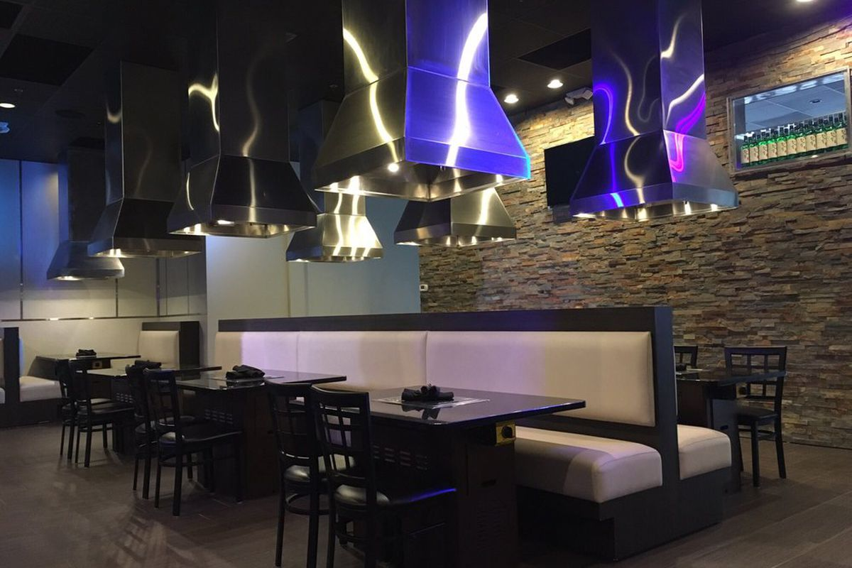 Hoban Korean Barbecue Is Lit Up In Uptown Eater Twin Cities