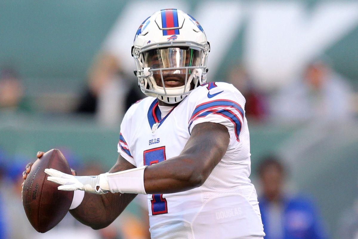 NFL: Buffalo Bills at New York Jets