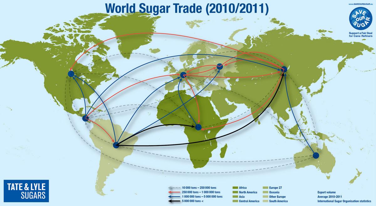 38 Maps That Explain The Global Economy Vox