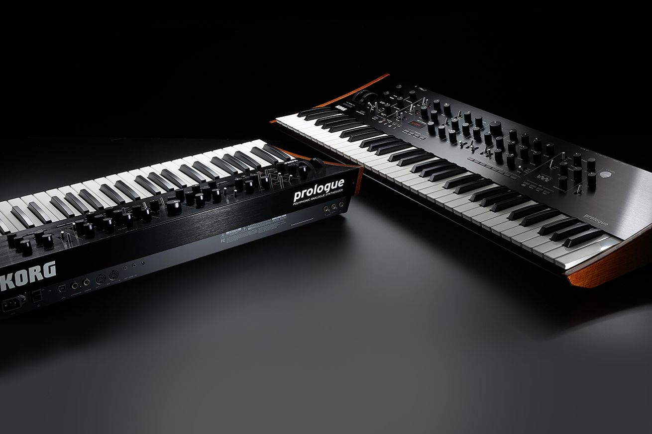 korg s long awaited new synth lets you program your own effects