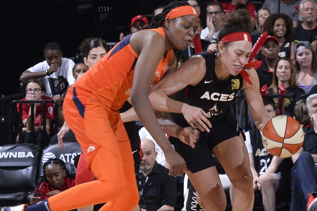 WNBA Preview: Aces, Sun battle for No. 2 playoff seed on Friday night