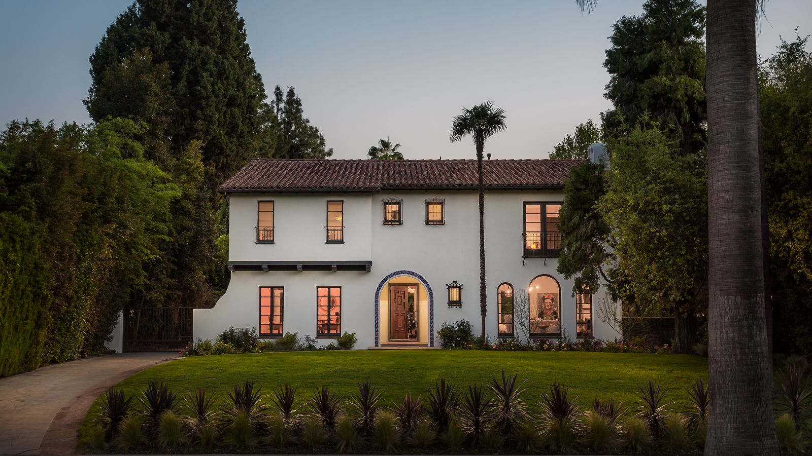 Thoroughly Revamped Spanish Colonial Asking 2 379m In