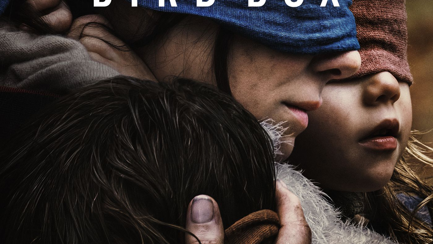 Netflix's horror movie Bird Box looks like A Quiet Place