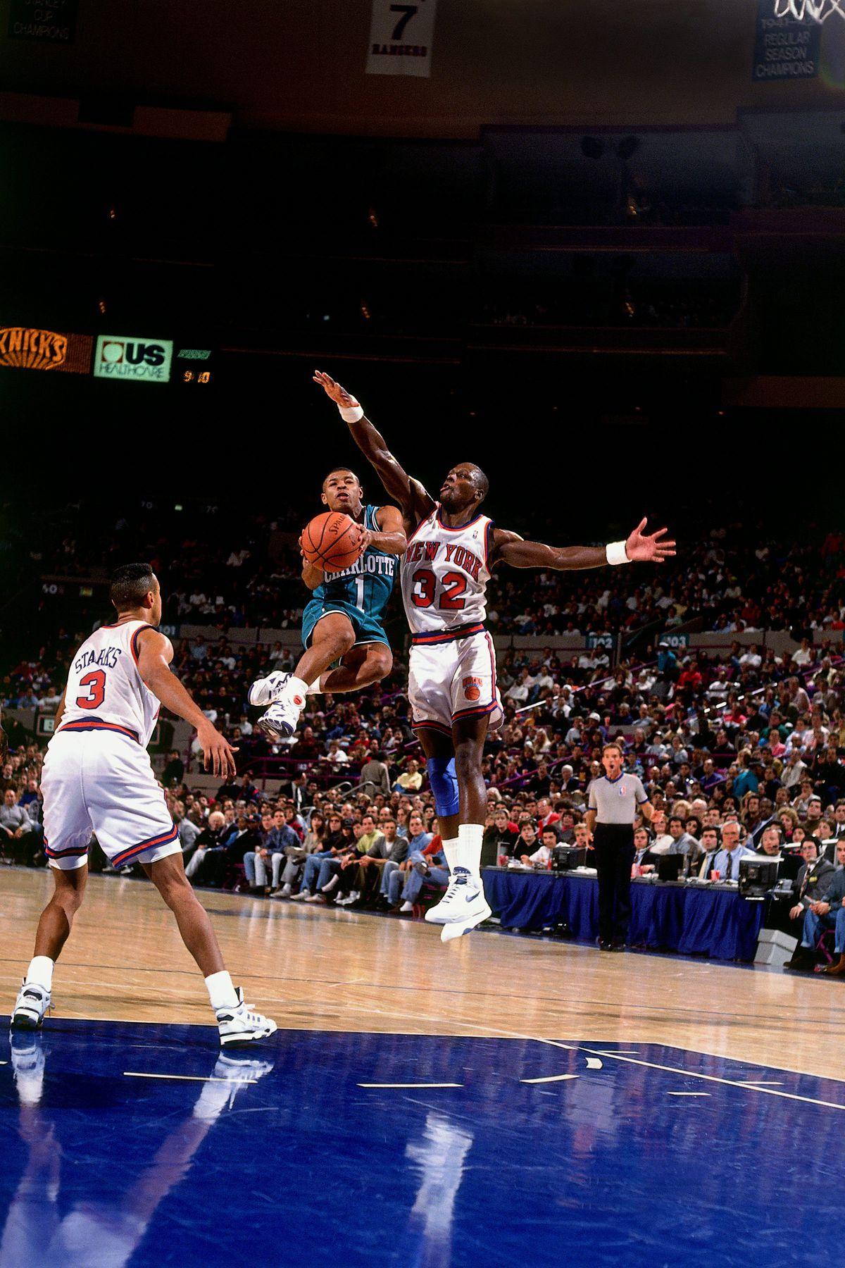 Charlotte Hornets vs. New York Knicks