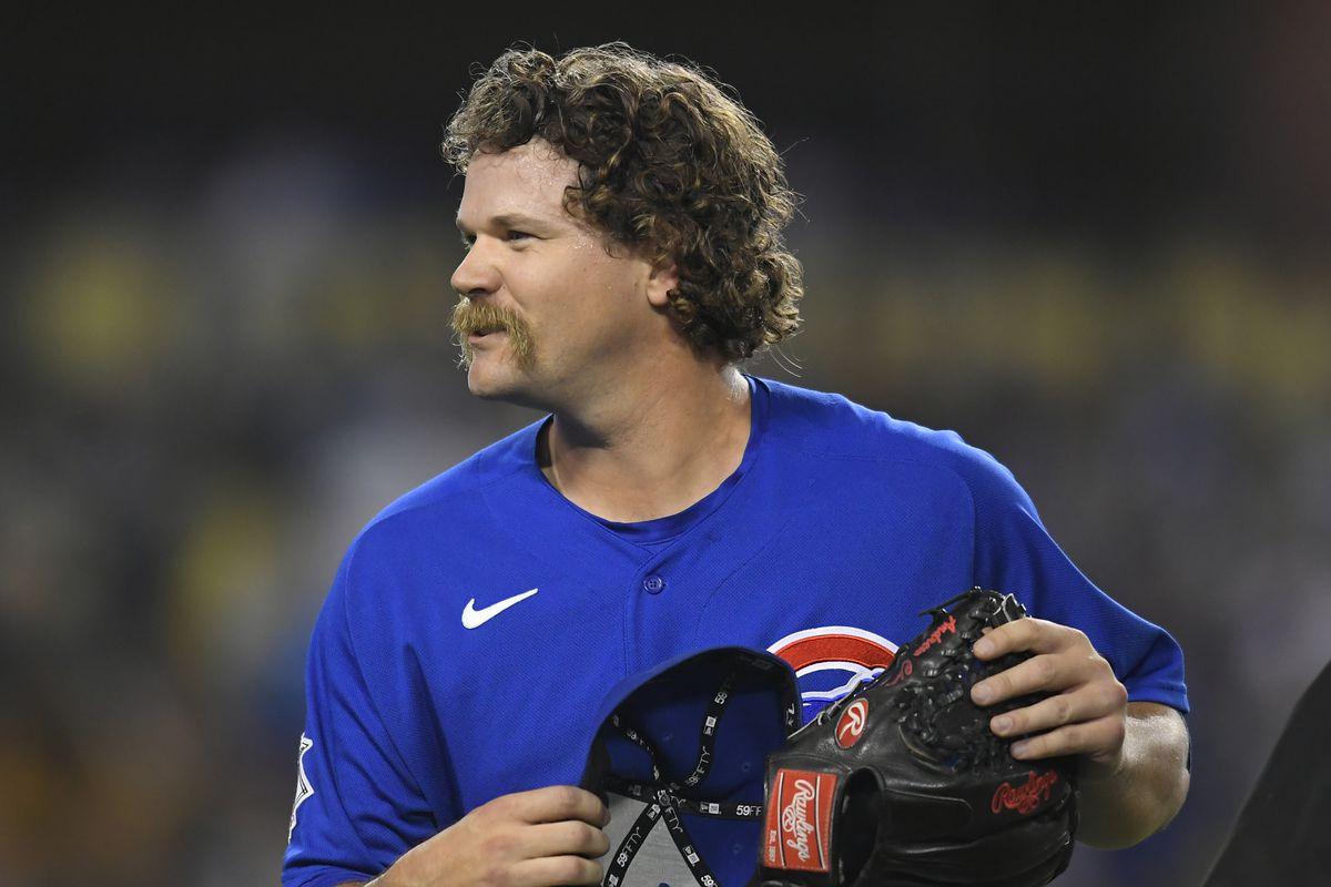 MLB: JUN 24 Cubs at Dodgers
