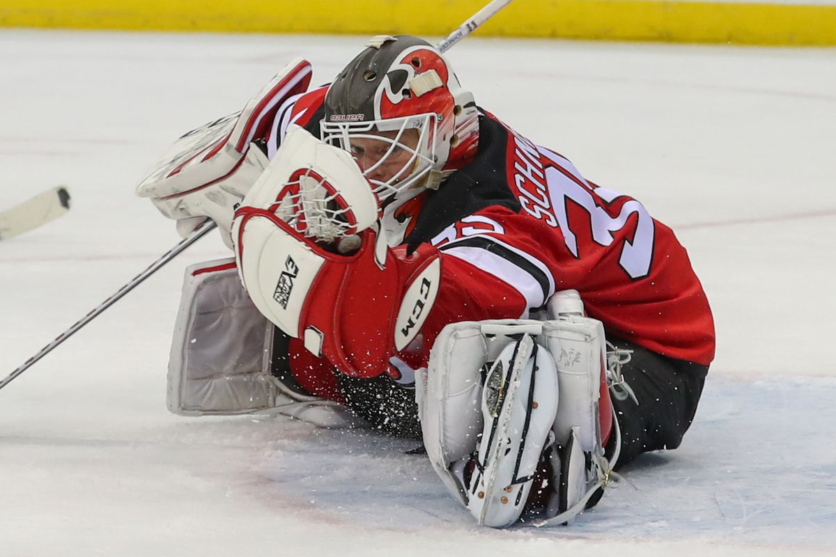Cory Schneider Deserved Better in New Jersey Devils 1-2 SO Loss to New York  Islanders 0d07d8500