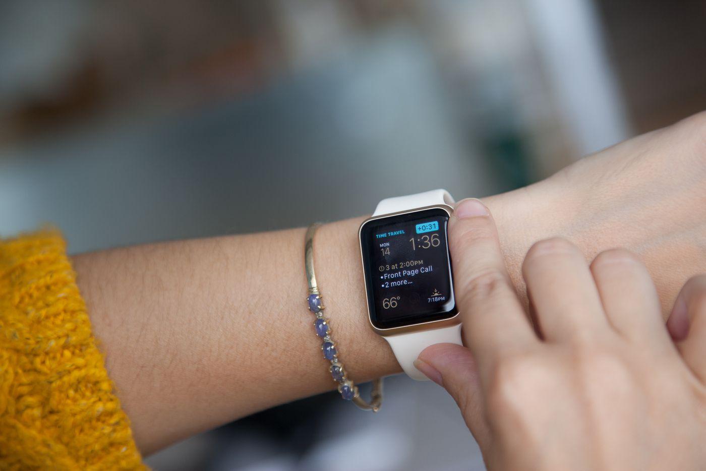Apple watch 02 sensor