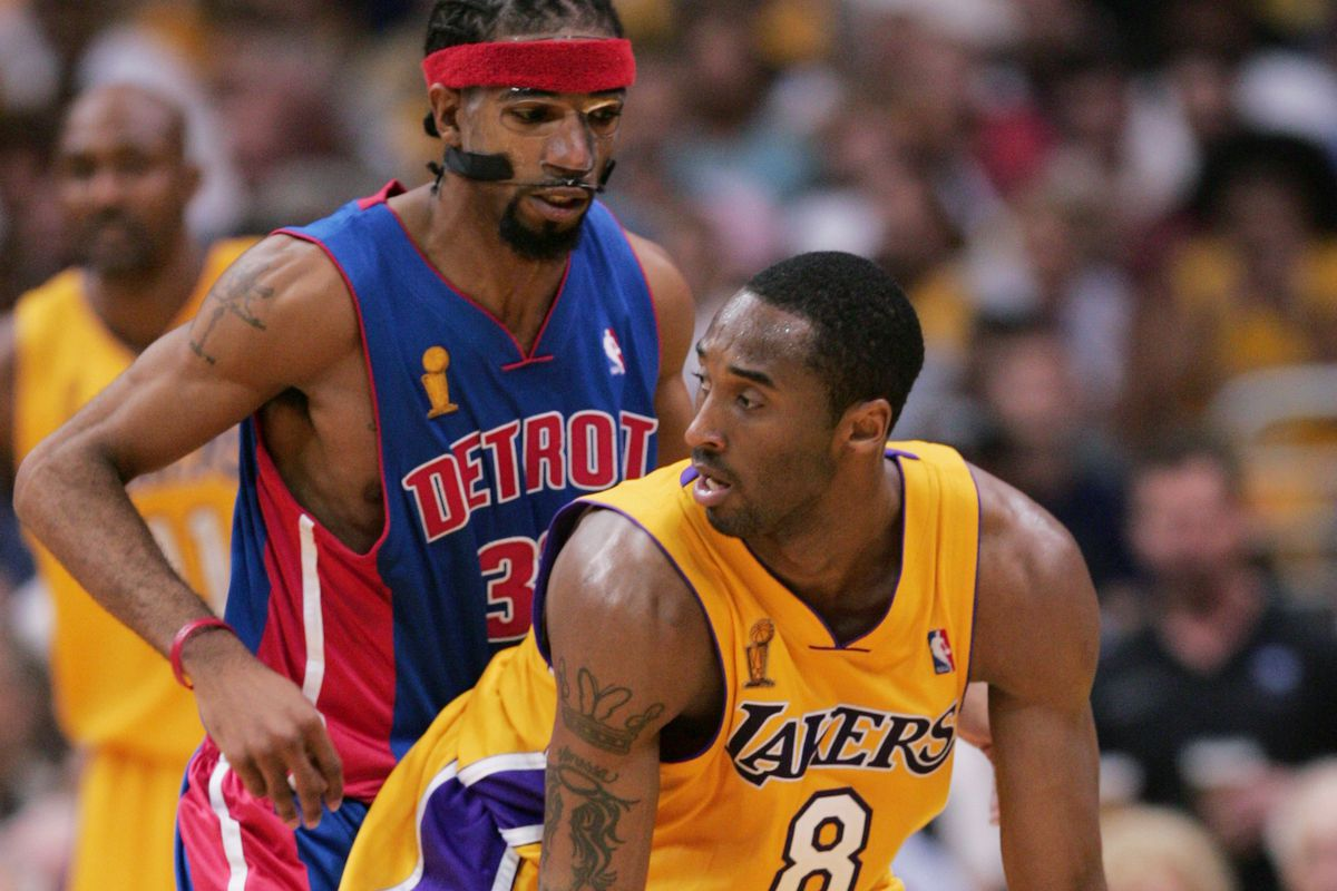best value 73622 a7248 Kobe Bryant trade to the Pistons was closer than we ever realized