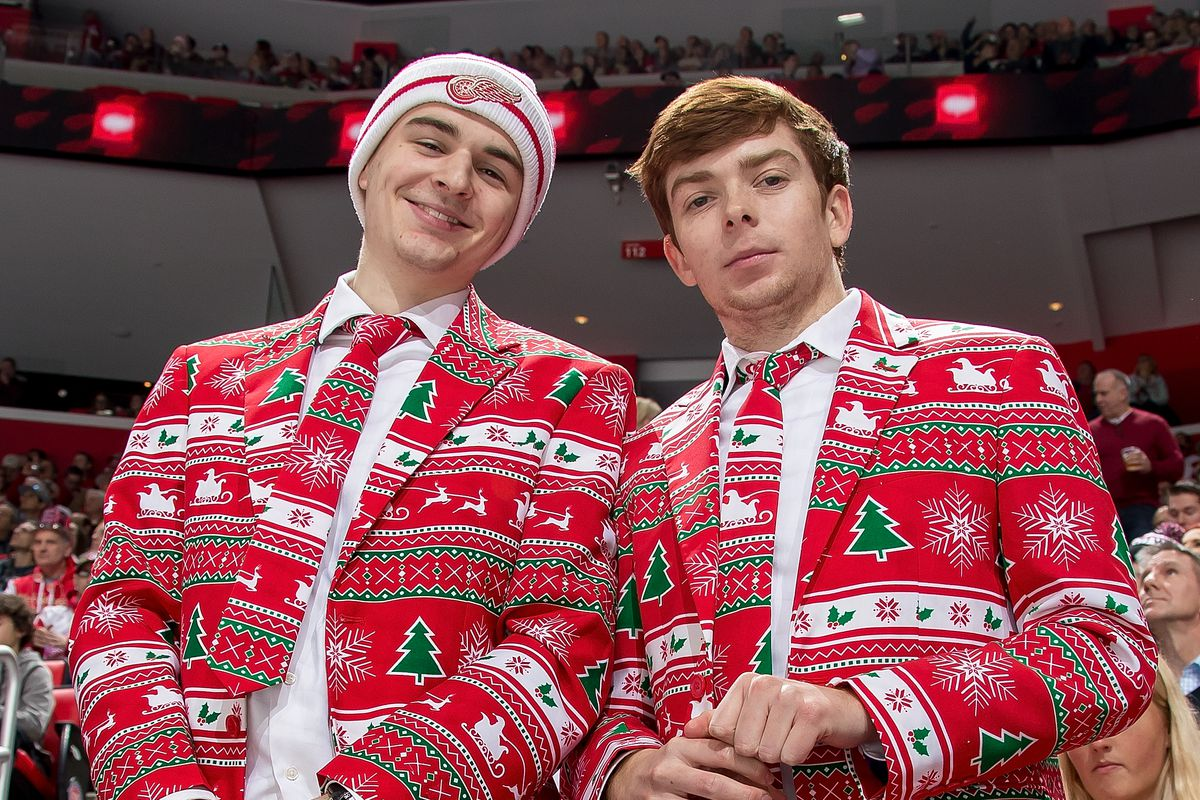"Ottawa Senators v Detroit Red Wings""t"