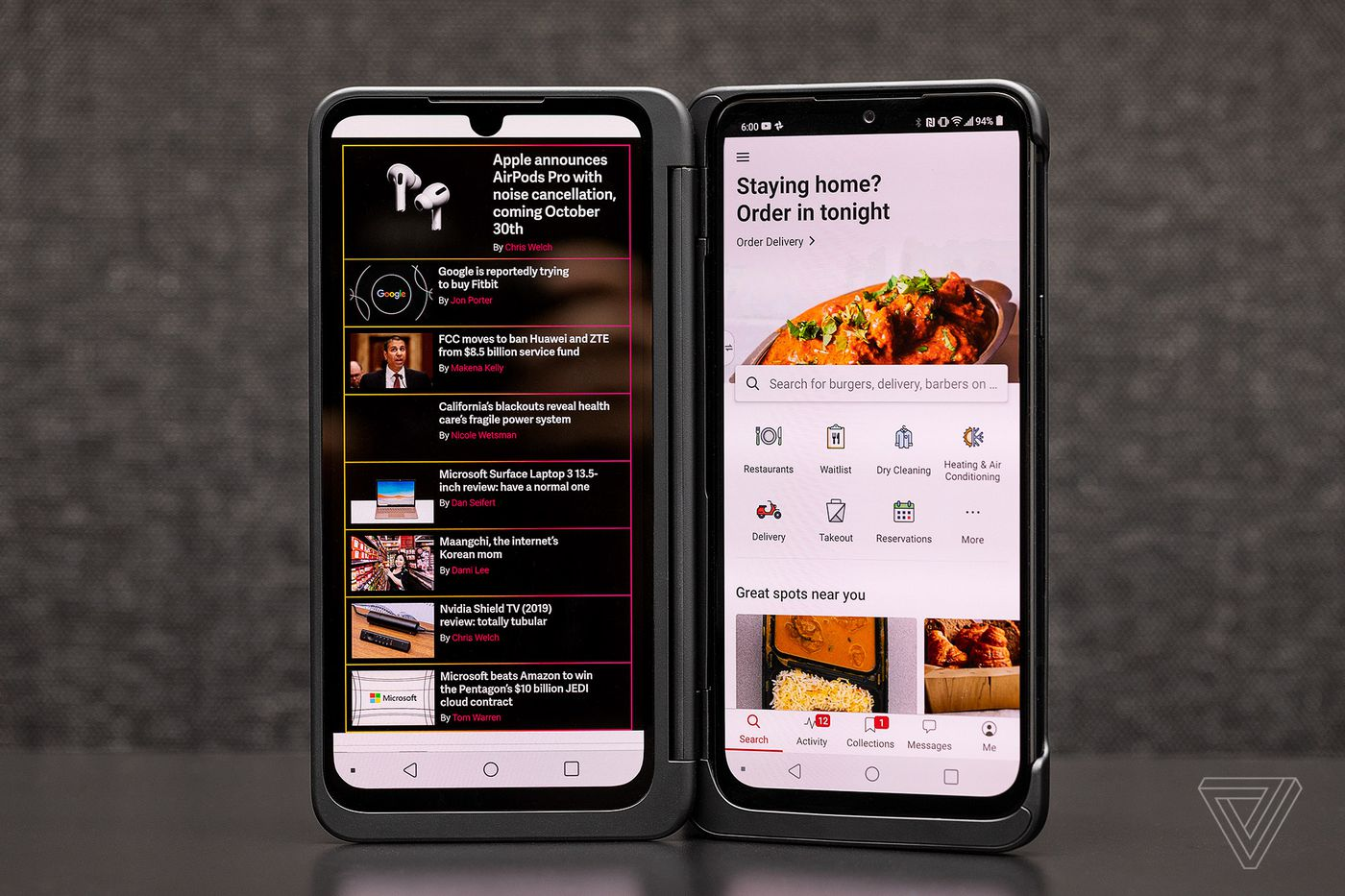 LG G8X Dual Screen review: better than you might ThinQ - The