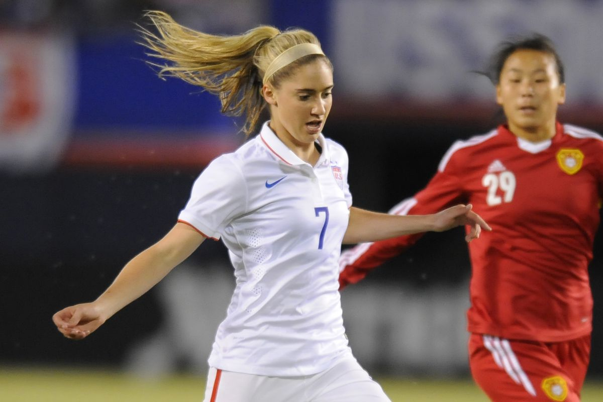 Morgan Brian is rumored to be one of the top draft picks in the 2015 NWSL College Draft Day. The league announced Tuesday the College Draft would be held Jan. 16 in Philadelphia.