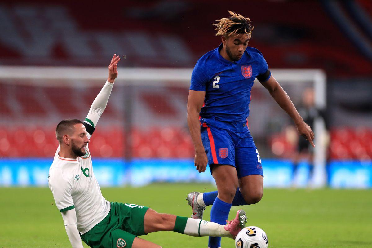 England v Republic of Ireland - International Friendly - Wembley Stadium