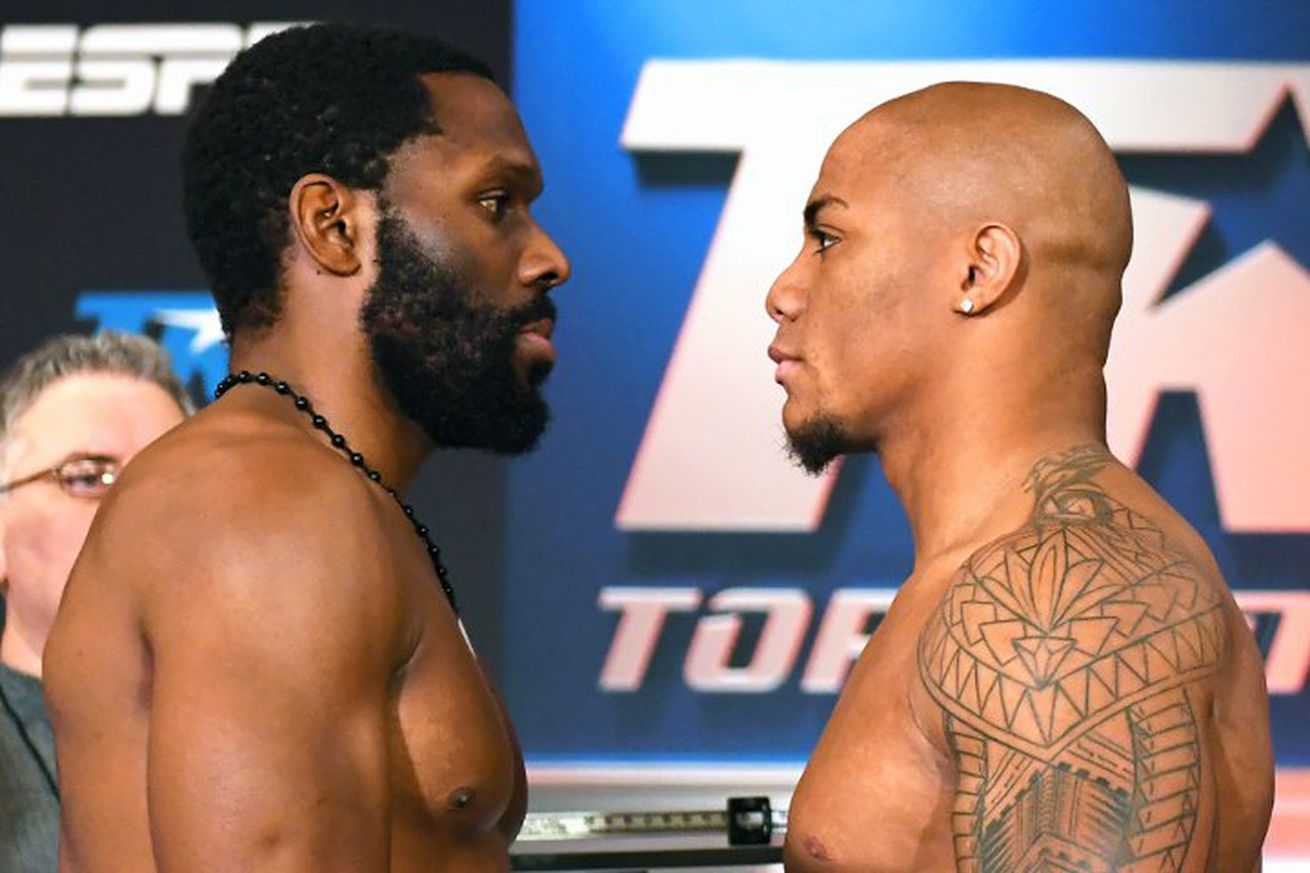 jenningsrivasweighin.0 - Jennings-Rivas: Live coverage, 9:30 pm ET