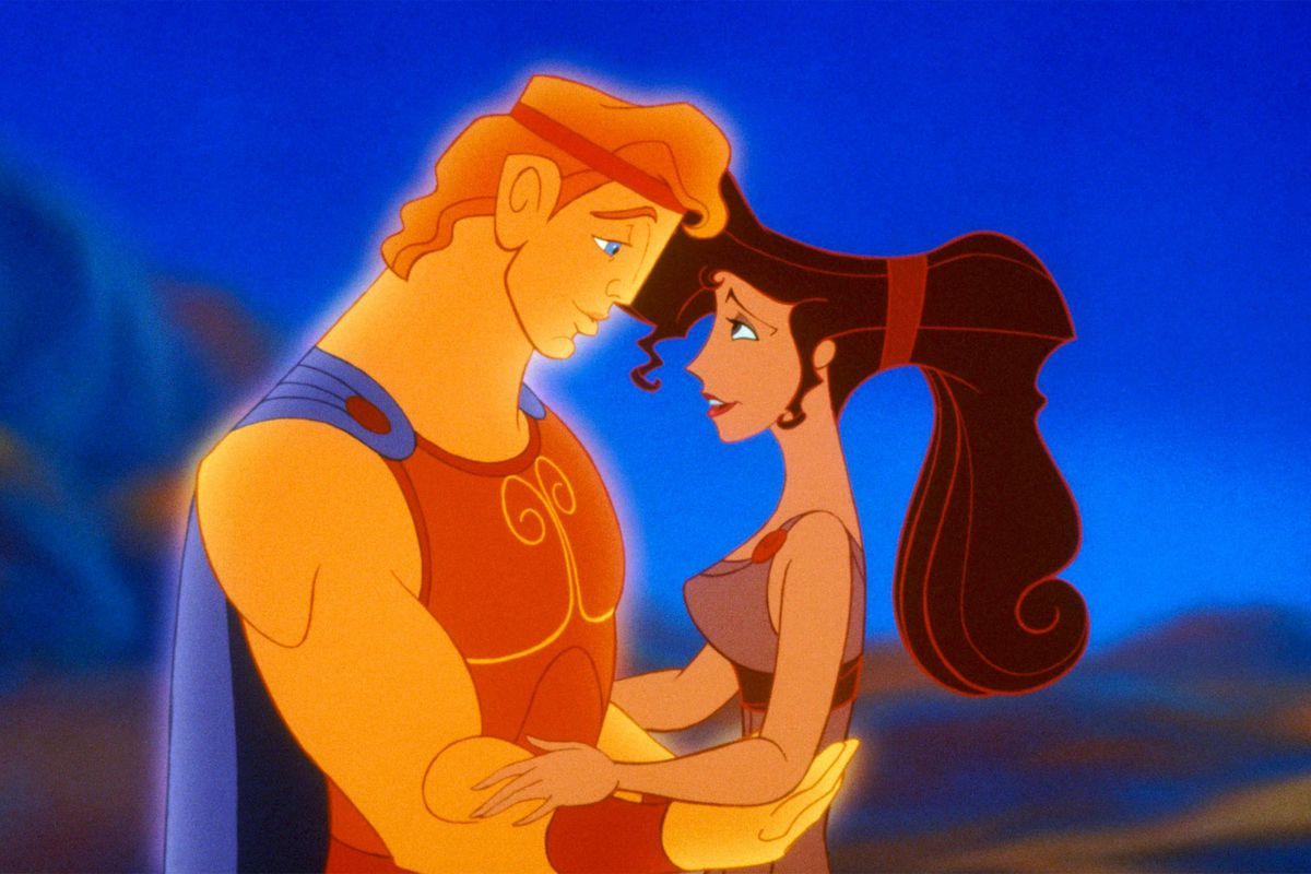 Disney's animated Hercules is getting a live-action reboot produced by the Russo brothers