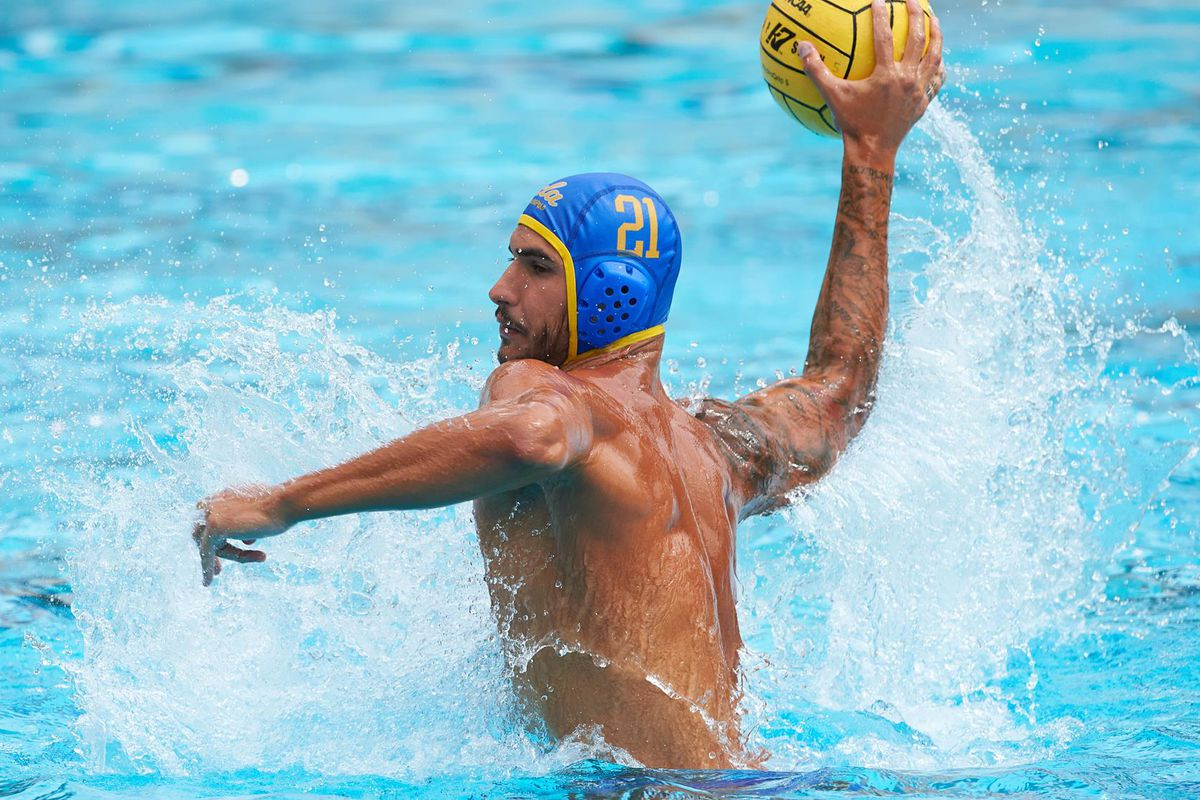ucla mens water polo 2018 - HD 1200×800