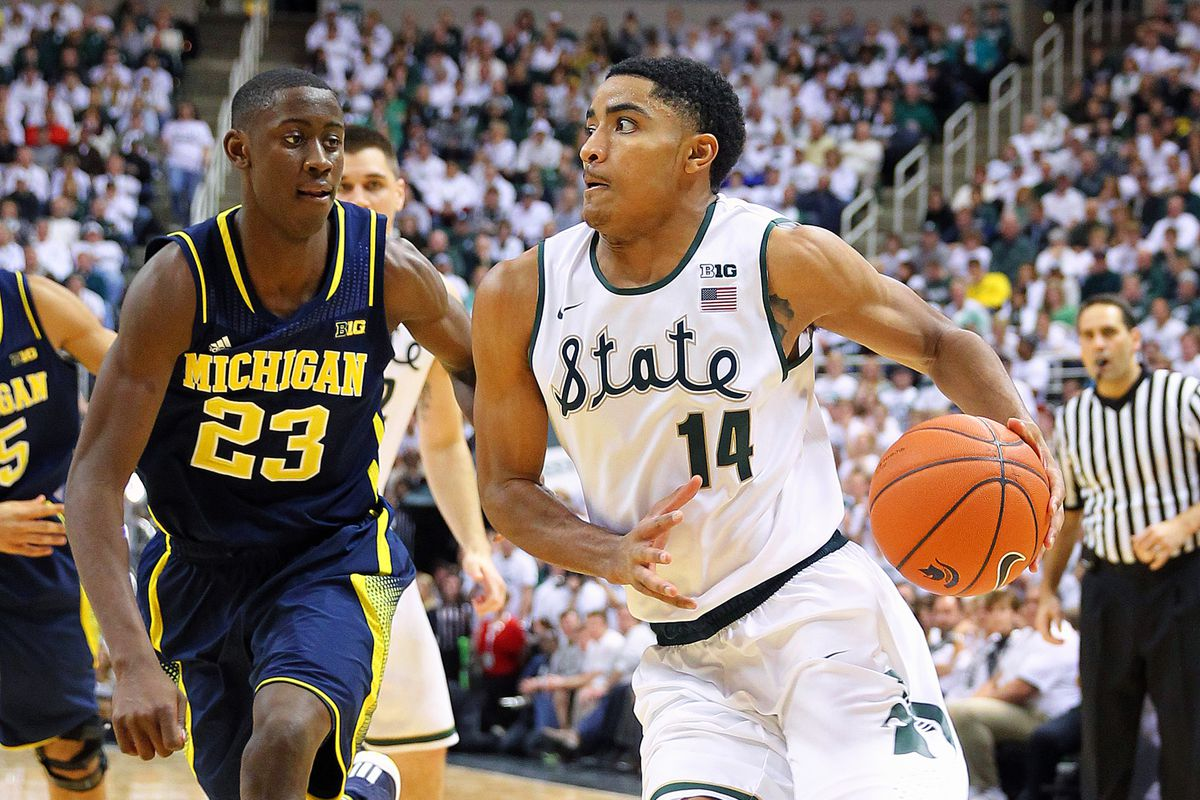 These guys are both playing tonight. Just not against each other.