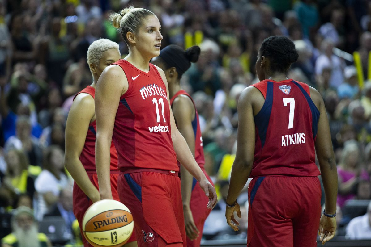 WNBA Finals - Game Two