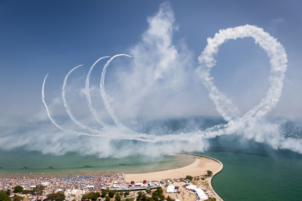 Chicago Air and Water show 2018: What you need to know