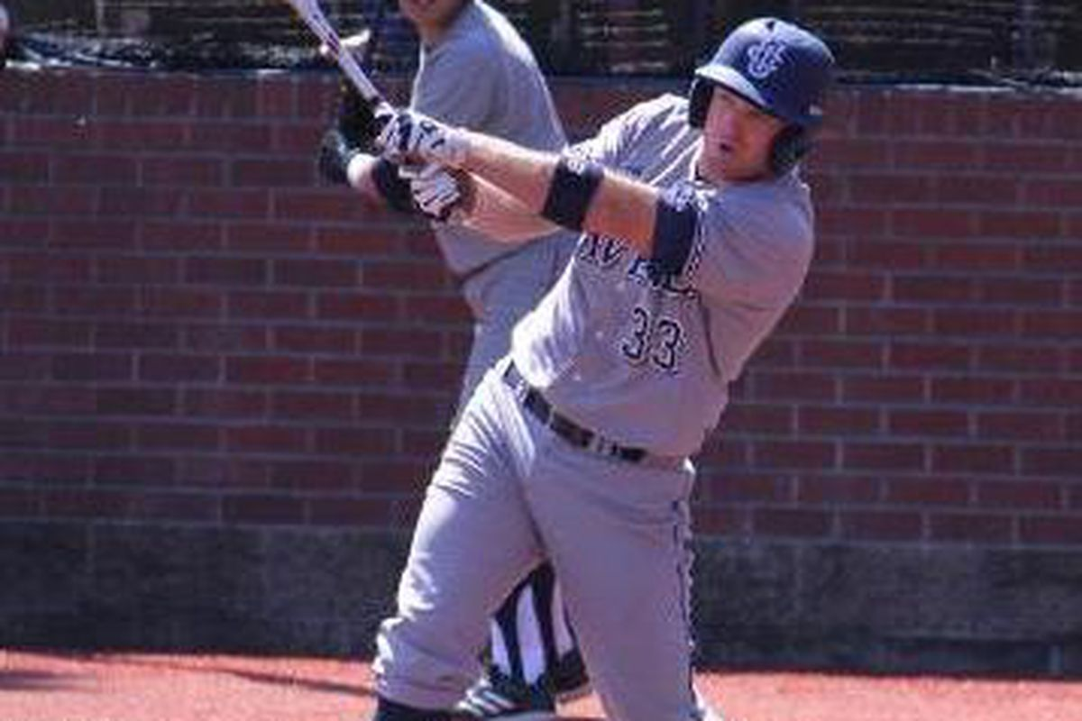 UC Irvine's Connor Spencer Was The Corvallis Regional's Most Outstanding Player