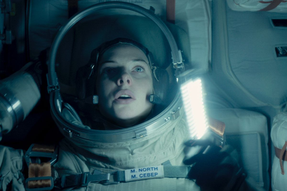 life review this spacehorror movie is a creepy but