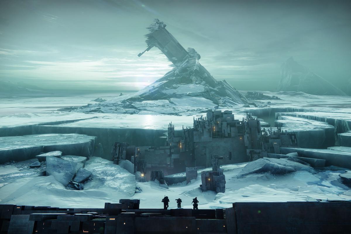 Destiny 2: Beyond Light Glassway Strike