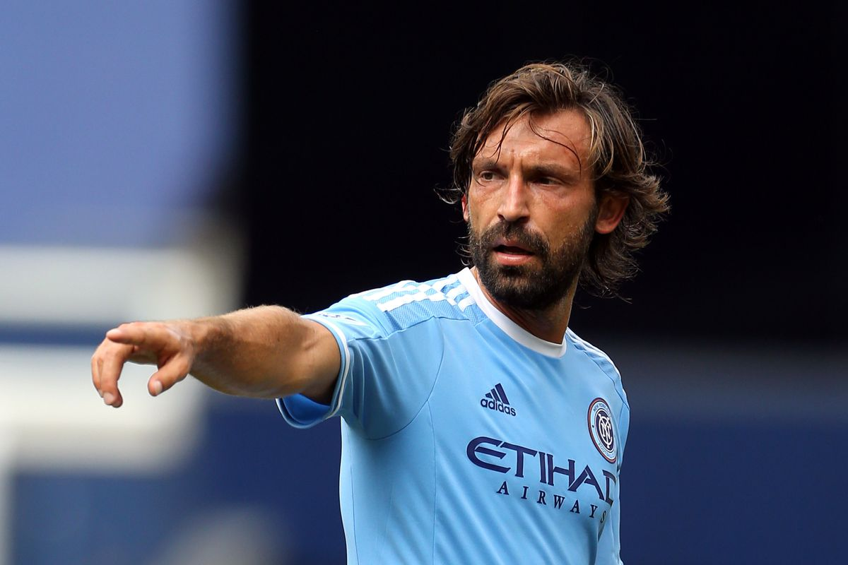 Pirlo and NYCFC open the MLS Weekend.