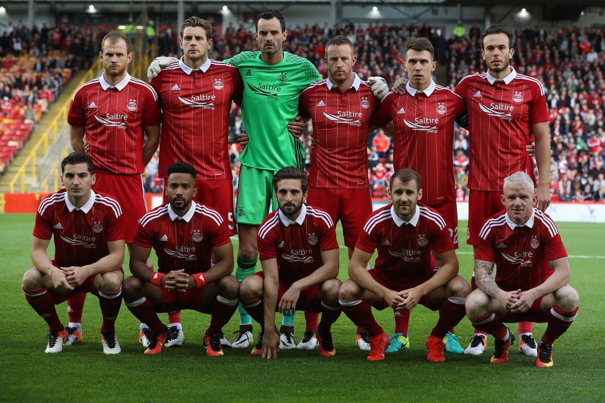 Aberdeen v Ventspils - UEFA Europa League Second Qualifying Round: First Leg