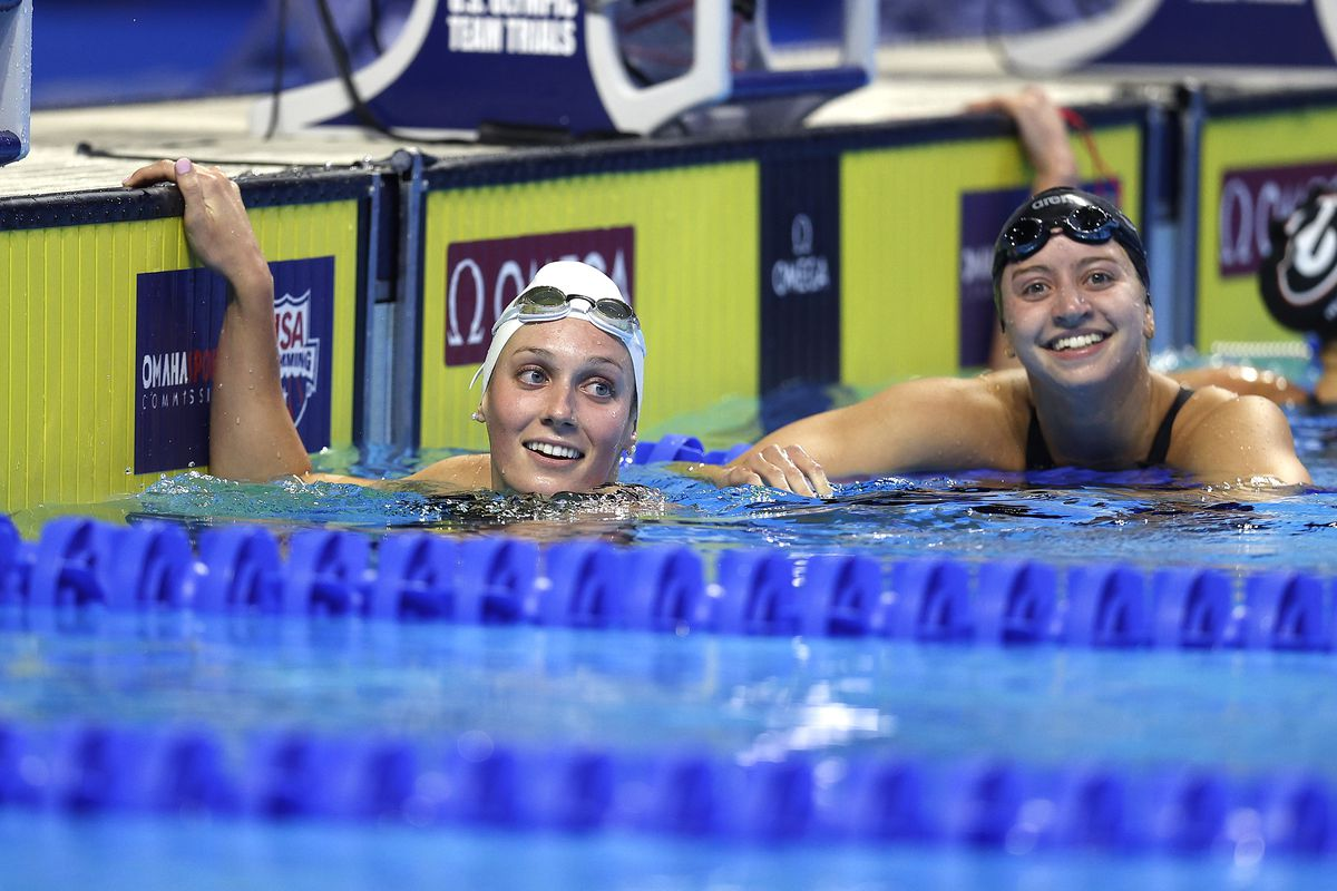 2021 U.S. Olympic Trials - Swimming - Day 4
