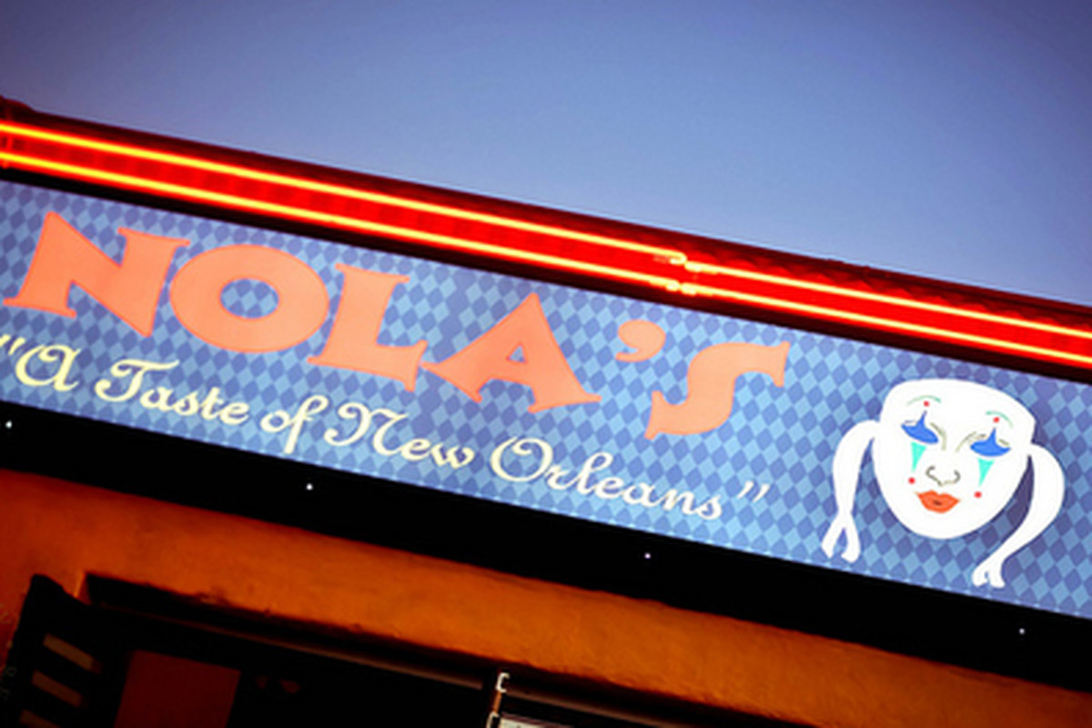 Nola's, Downtown.