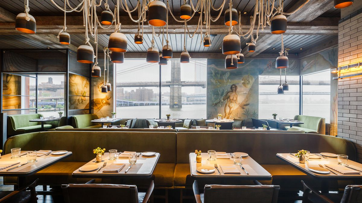 Jean Georges Vongerichten S The Fulton Opens On The South