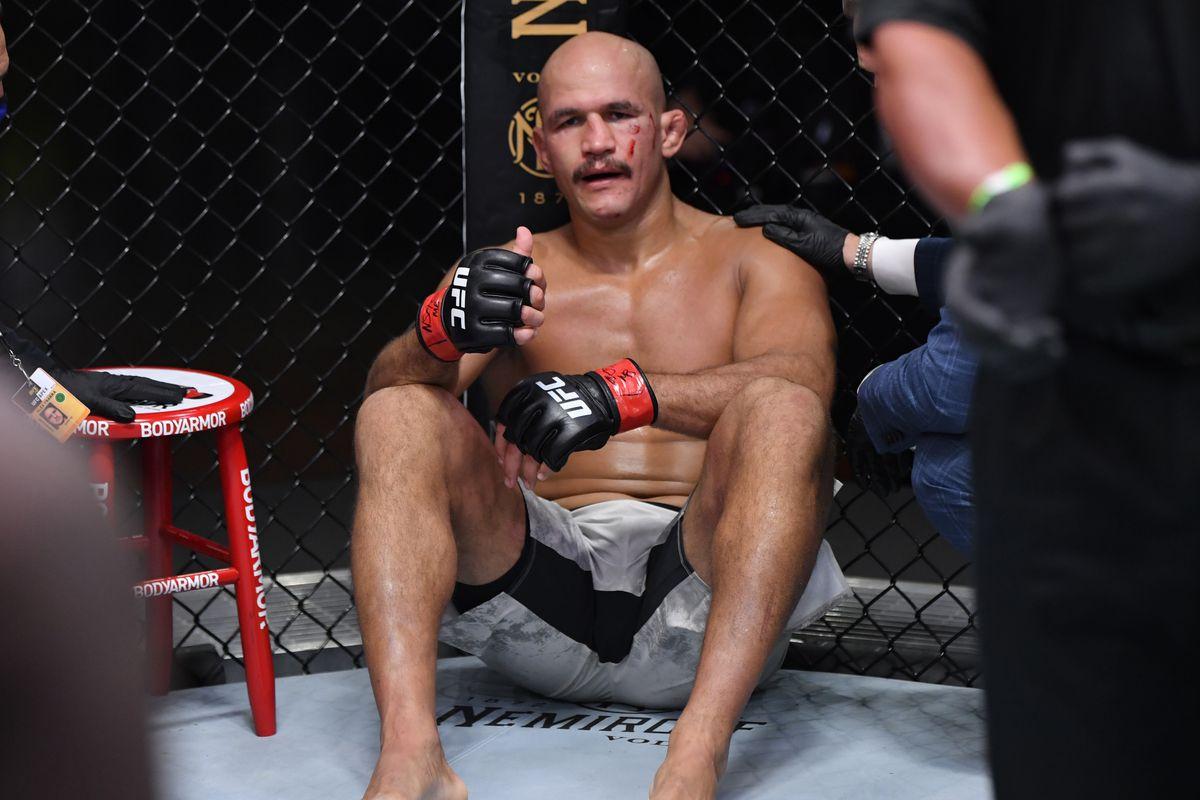 UFC 252: Dos Santos v Rozenstruik