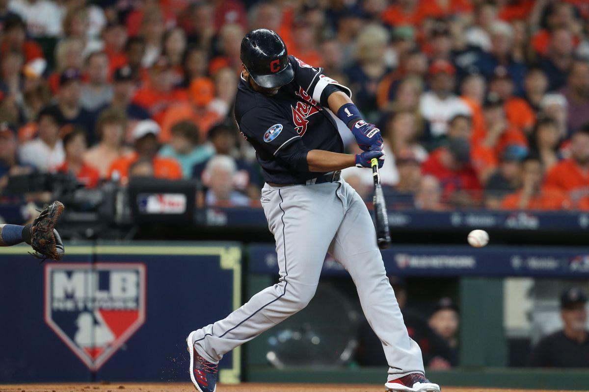 MLB: ALDS-Cleveland Indians at Houston Astros