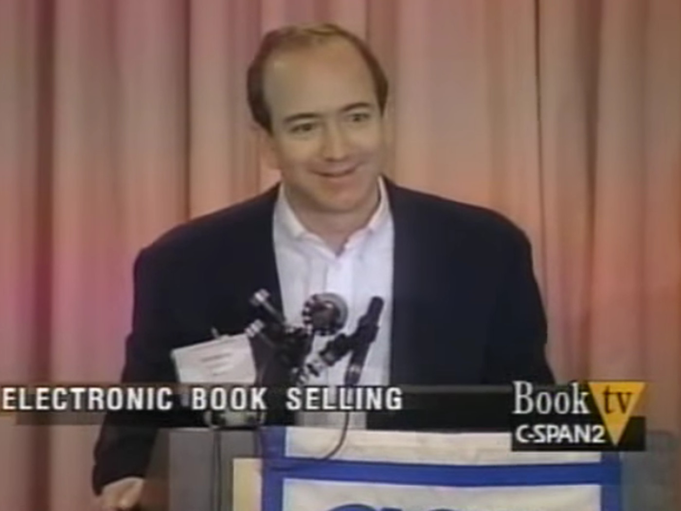 watch jeff bezos lay out his grand vision for amazons future dominance in this 1999 video recode