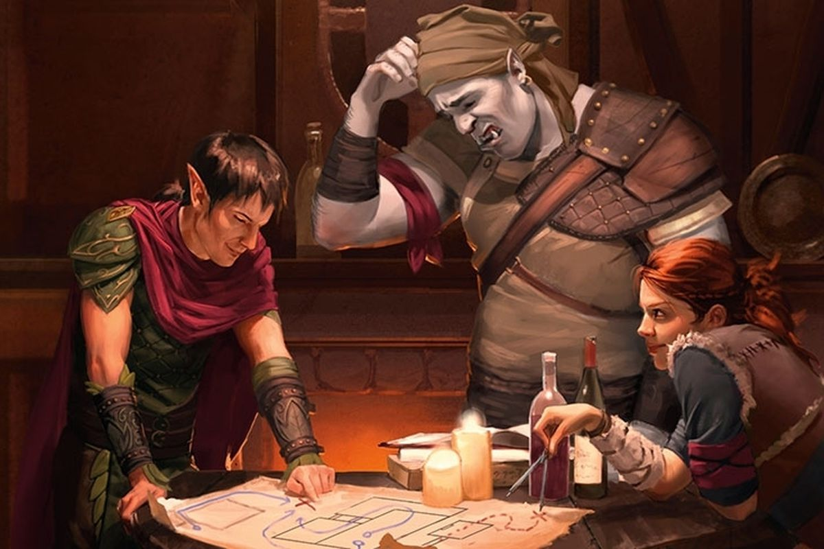 We're getting a new Dungeons & Dragons movie in 2021