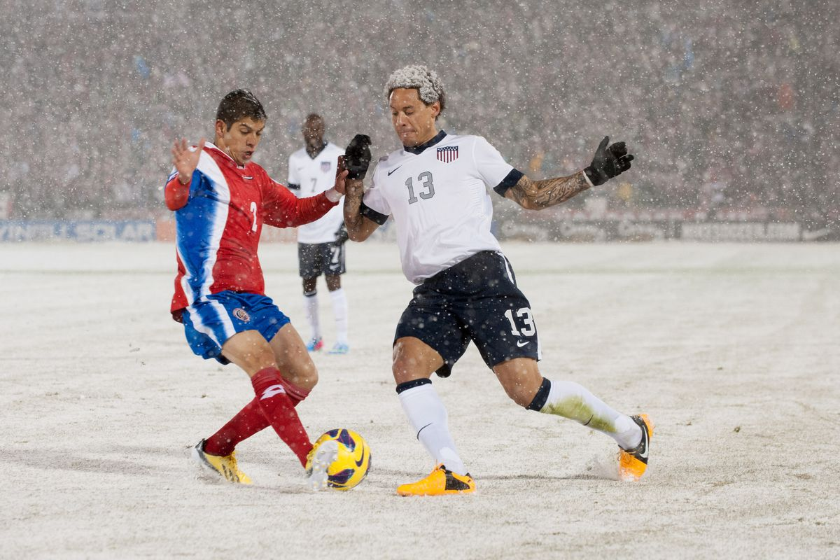 Remember the last time the USA played Costa Rica in World Cup Qualifying?