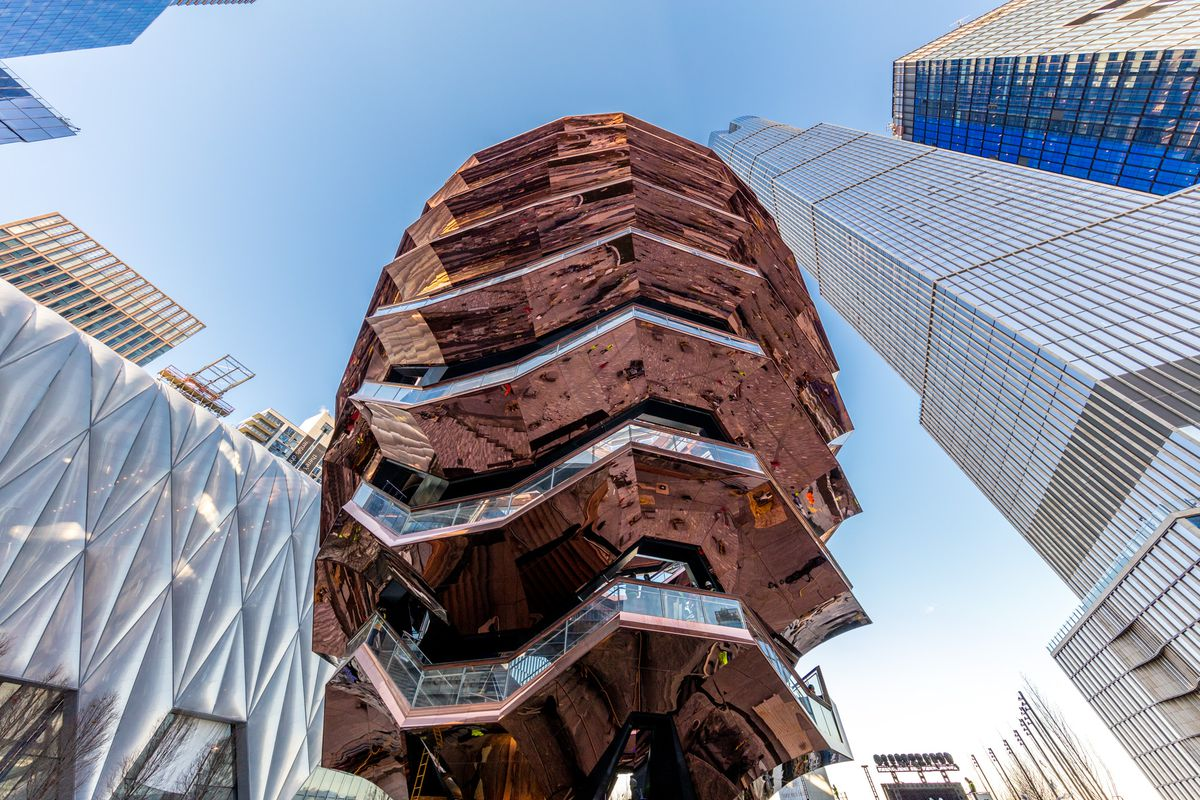 Hudson Yards architecture review: On New York's 'future city' 4