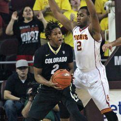 Xavier Johnson scored a team-high 20 points.