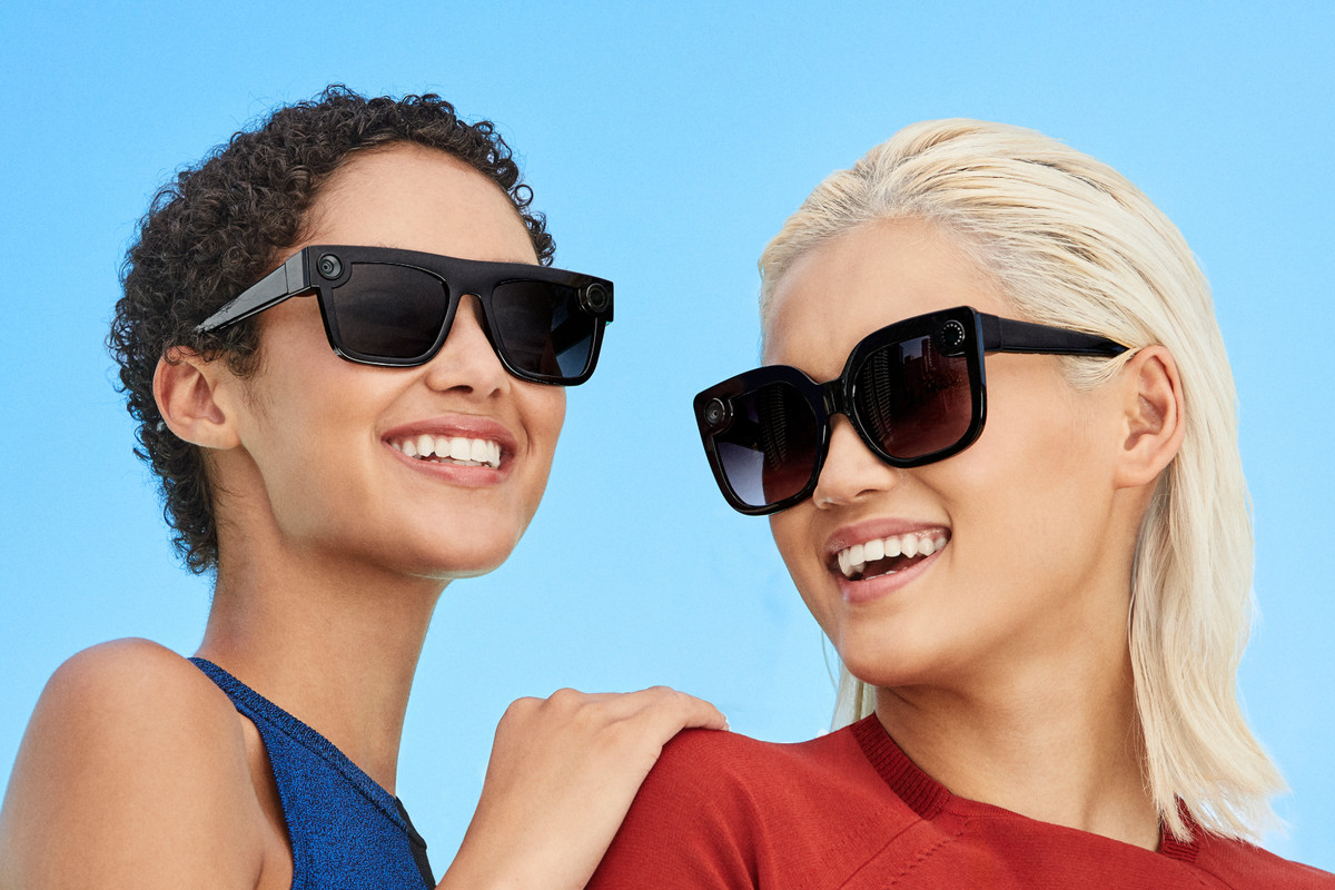 7237563e407 Snap launches new styles of Spectacles that look more like ...