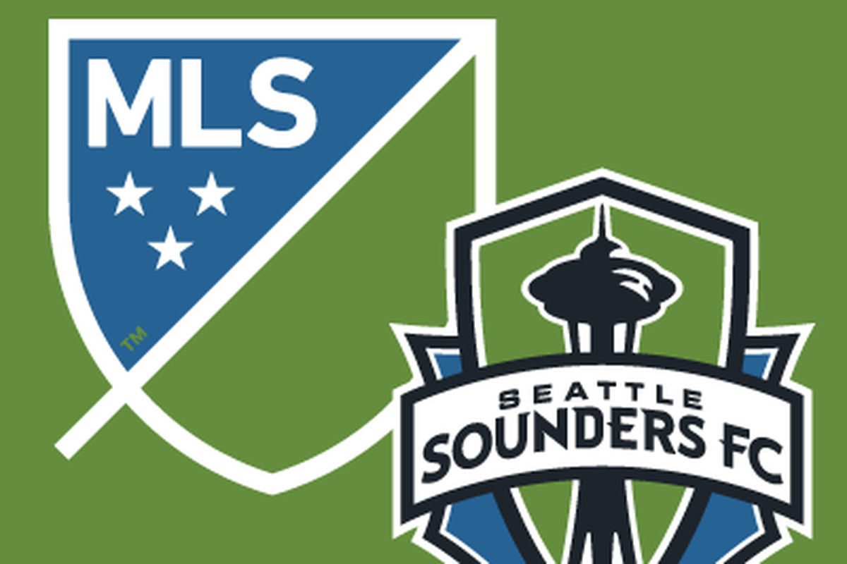 new sounders themed mls logo is missing a color sounder at heart new sounders themed mls logo is missing
