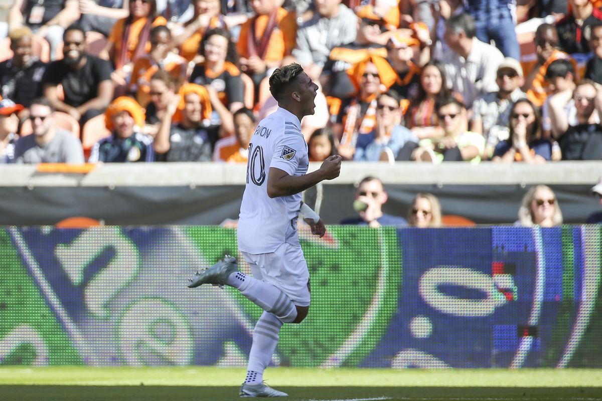 MLS: LA Galaxy at Houston Dynamo