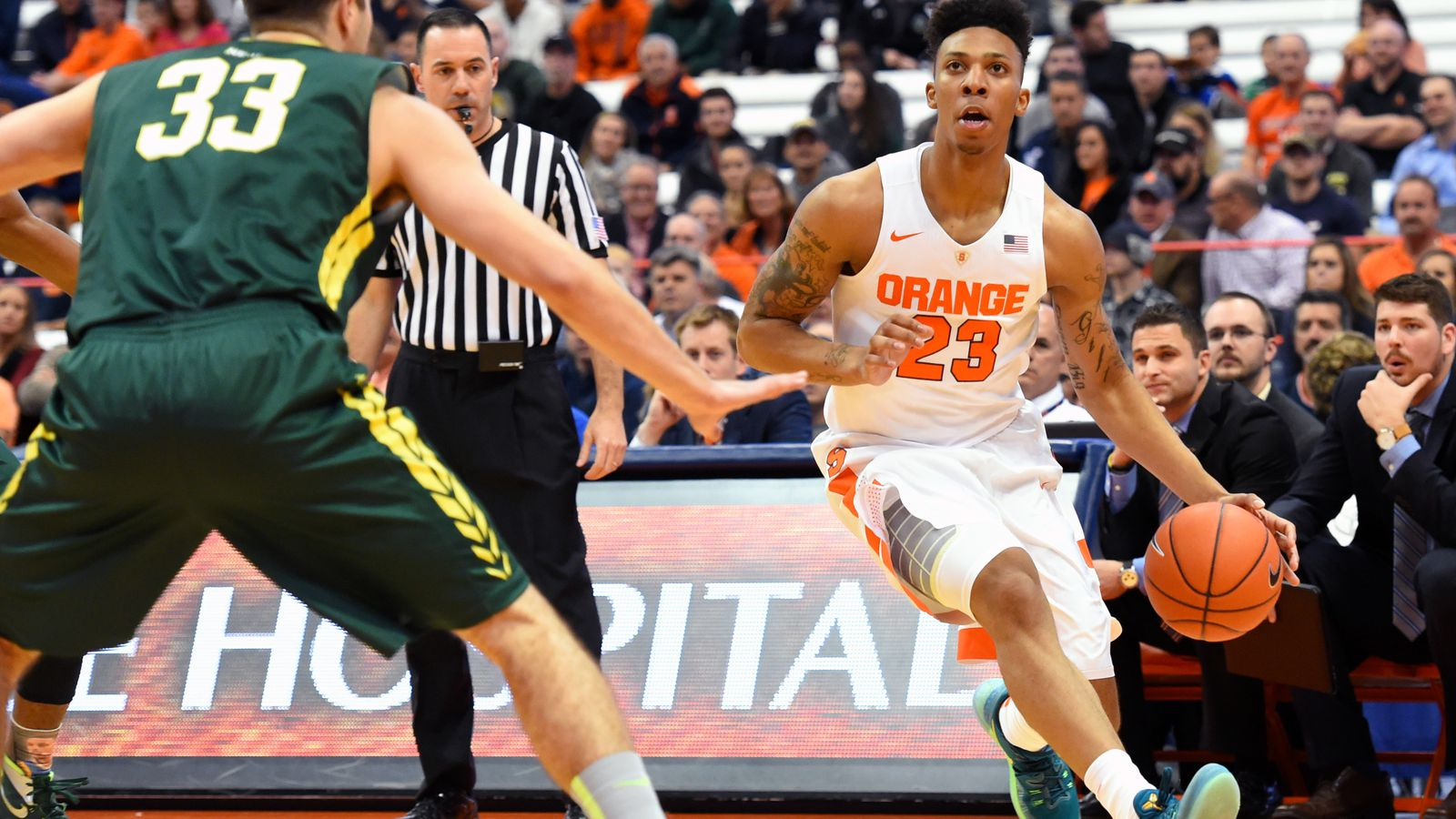 Is Syracuse Basketball on the Verge of an Offensive ...