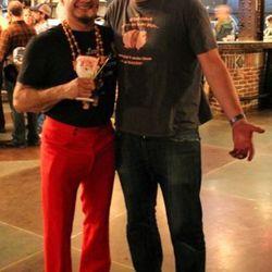 Mark DeNittis and Hosea Rosenberg