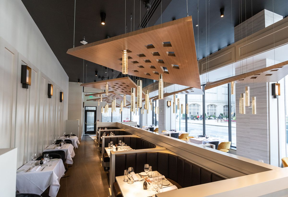 Tour Detroit S Latest Fine Dining Addition Besa Eater