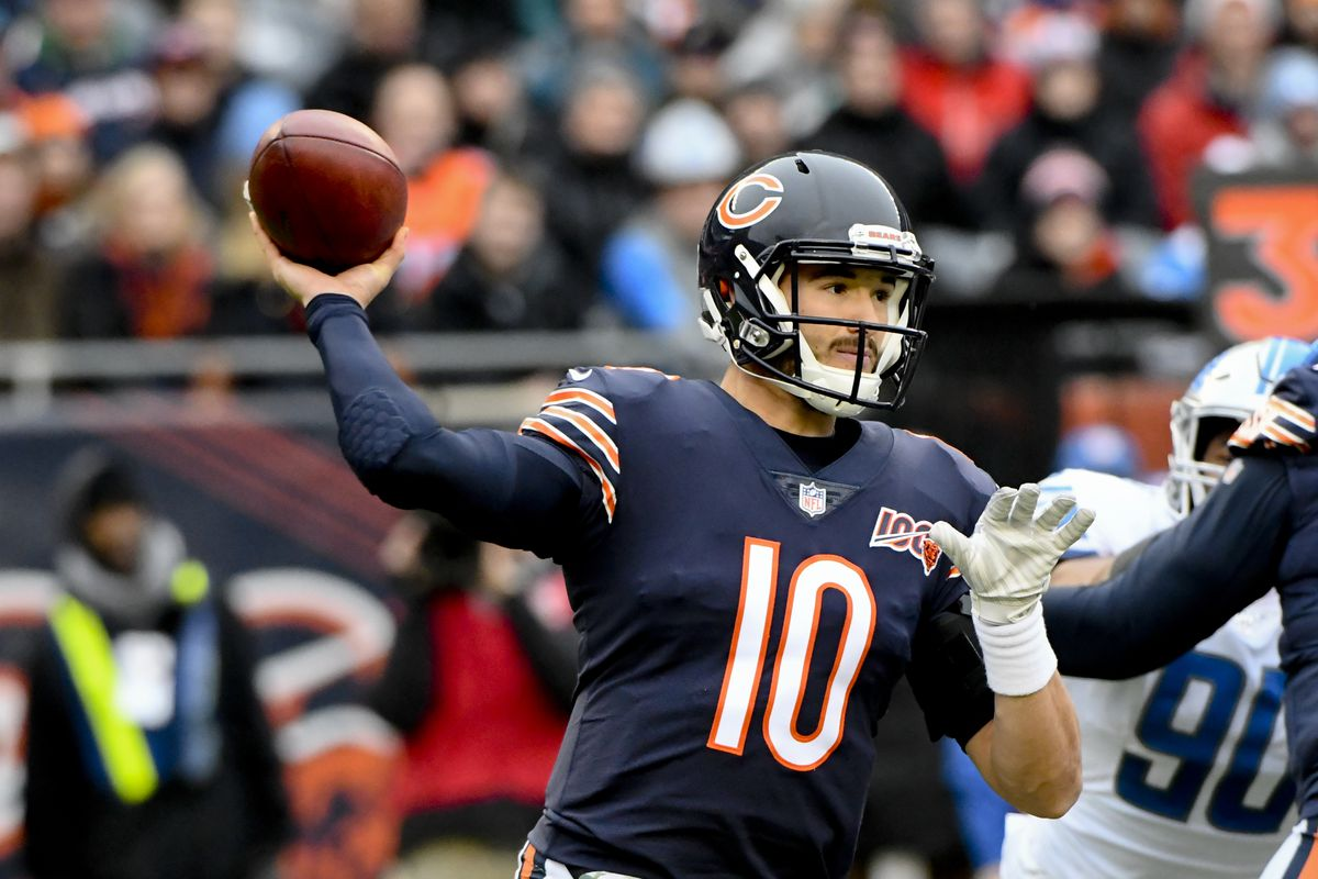 Game Notes: Bears break four-game losing streak, topple Lions at home