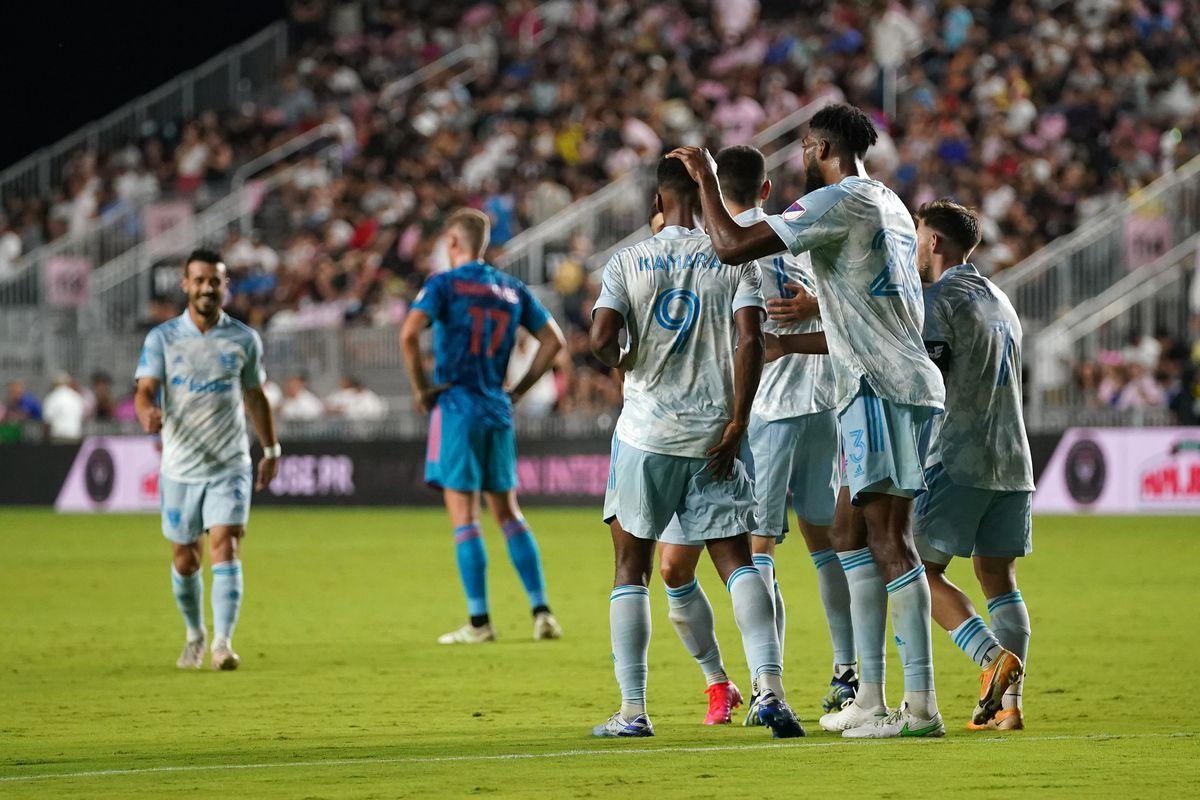 MLS: D.C. United at Inter Miami CF