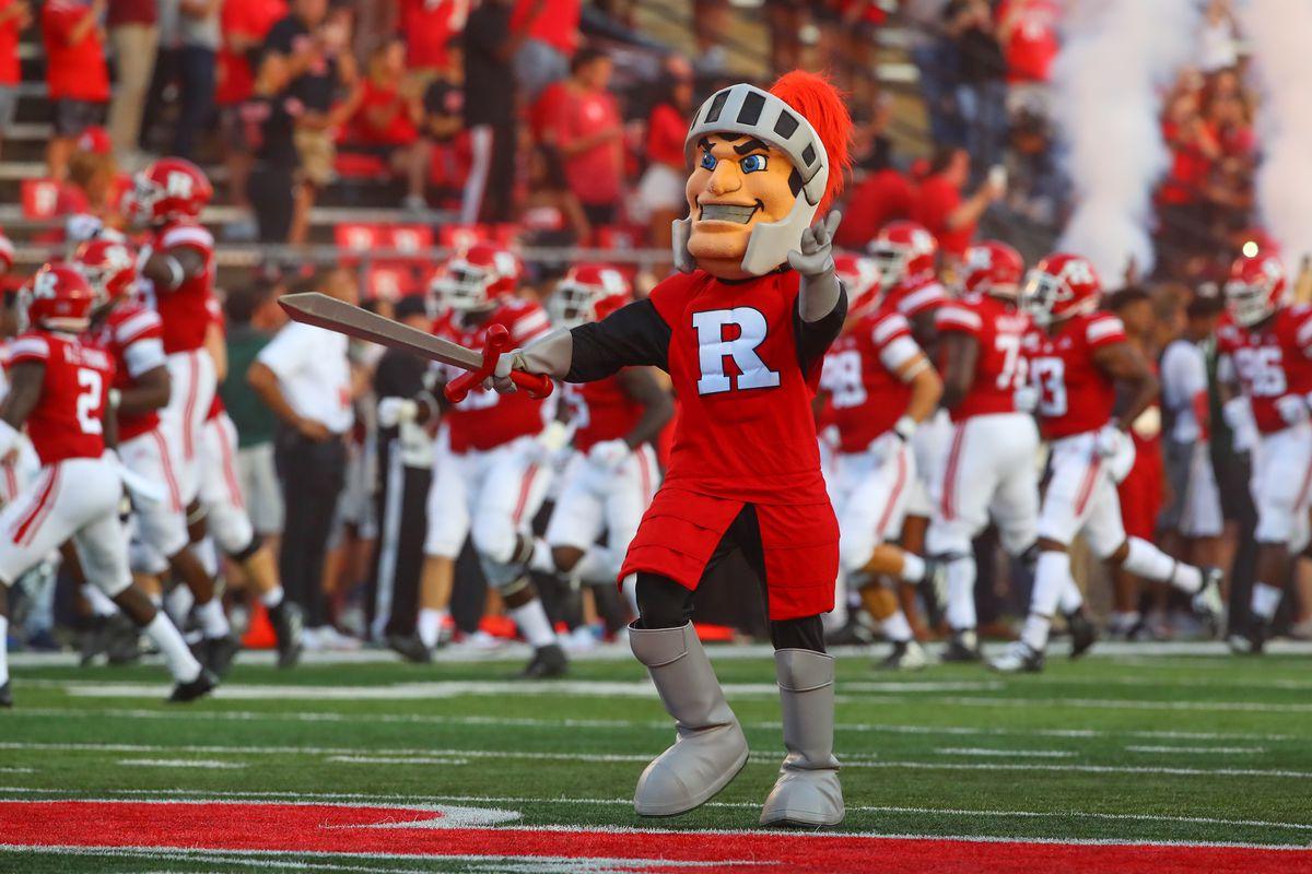 COLLEGE FOOTBALL: AUG 30 UMass at Rutgers