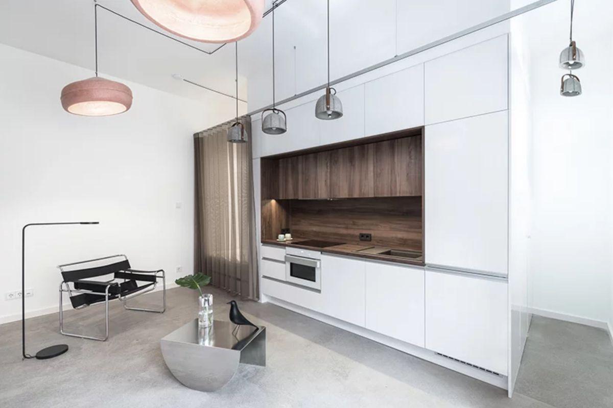Sleek Apartment Makes Stellar Use Of 320 Square Feet