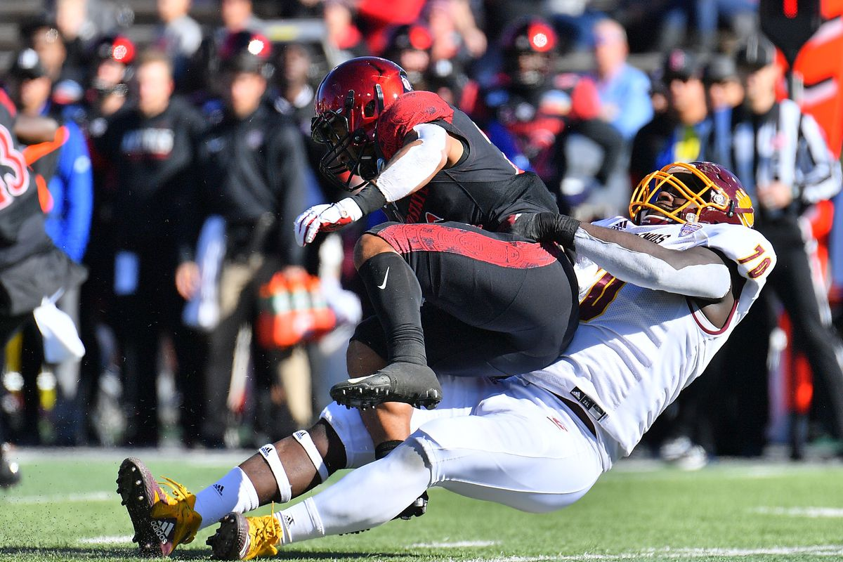 New Mexico Bowl - Central Michigan v San Diego State